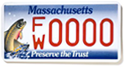 Preserve the Trust License Plate